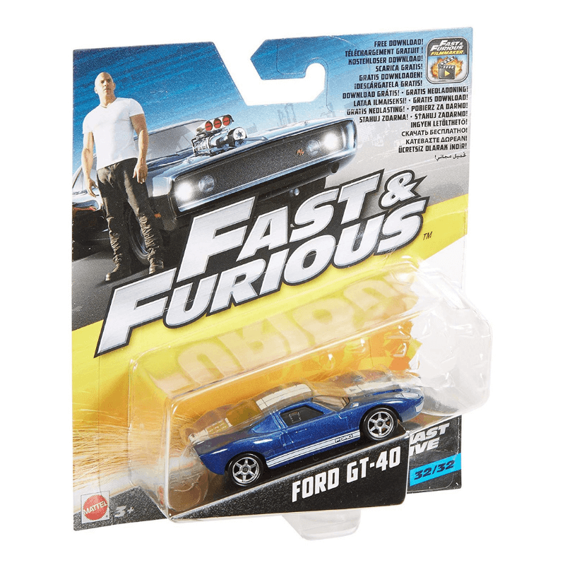 Fast & Furious Ford GT-40