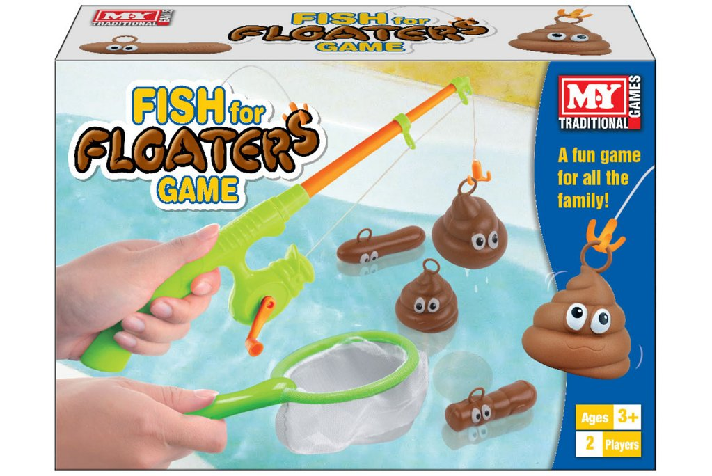 FISHING FOR FLOATERS BATH GAME | Cheap Toys | PoundToy