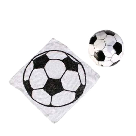 Magic Football Facecloth
