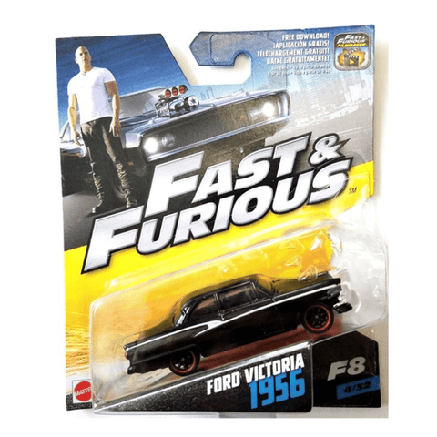 FAST & FURIOUS 1956 FORD VICTORIA VEHICLE | Cheap Toys | PoundToy