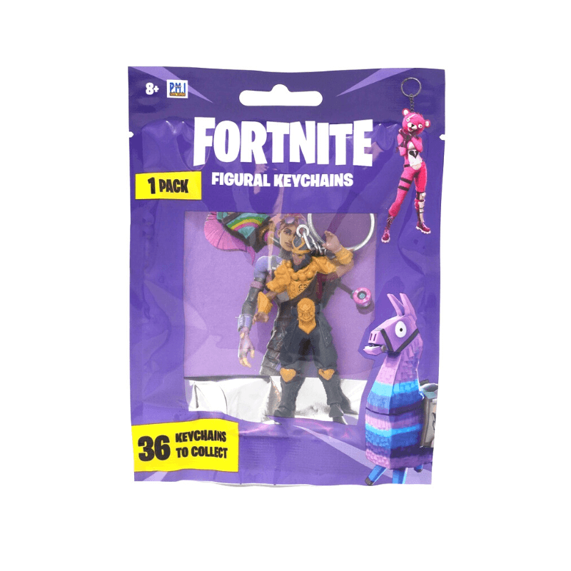 Fortnite Figure Keychain Blind Bag
