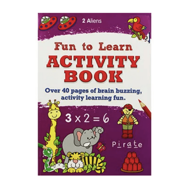 Fun To Learn Activity Book