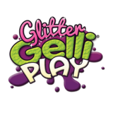Glitter Gelli Play | Glittery Purple