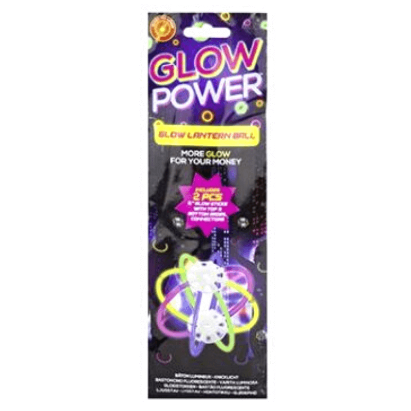 Glow In The Dark Lantern Ball