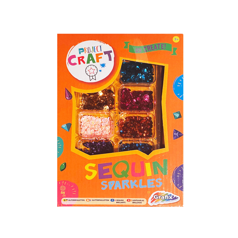 Grafix Project Craft Sequin Sparkles