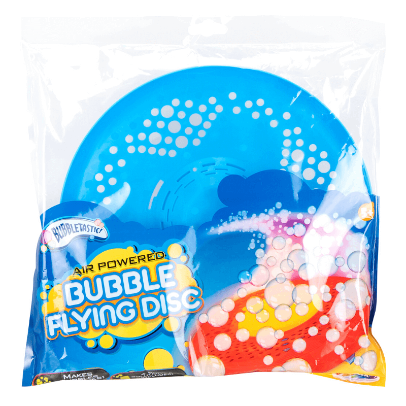 Grafix Bubbletastic Bubble Flying Disc
