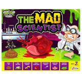 GRAFIX WEIRD SCIENCE THE MAD SCIENTIST MEGA EXPERIMENT KIT