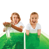 GREEN SLIME PLAY - MAKE YOUR OWN SLIME