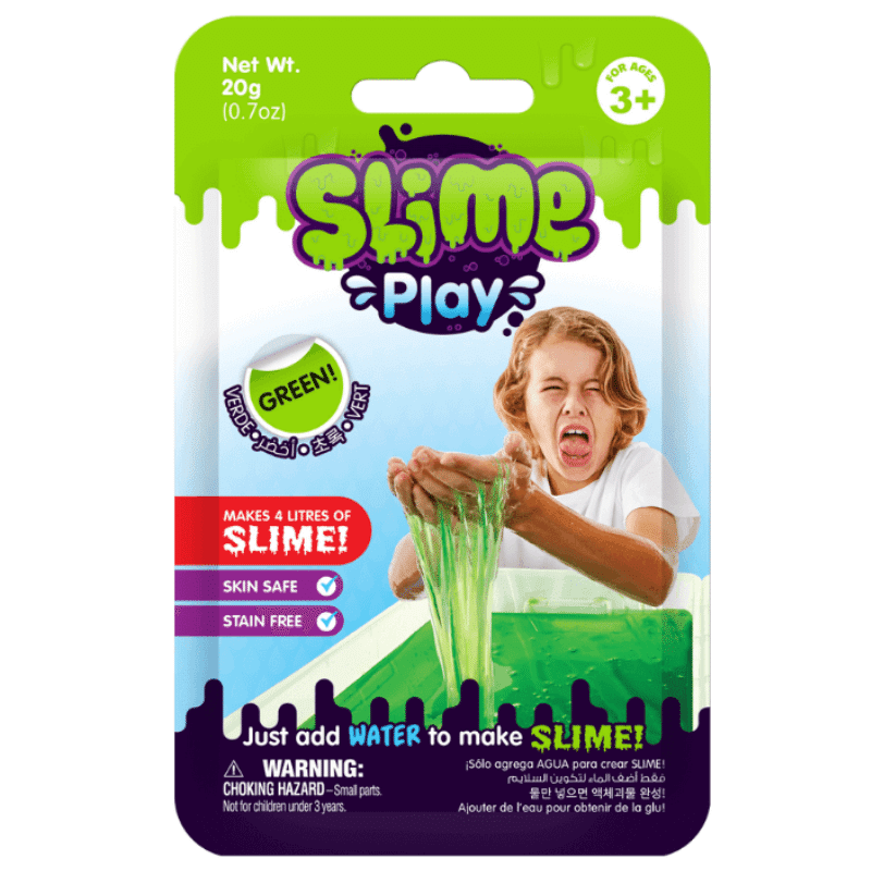GREEN SLIME PLAY - MAKE YOUR OWN SLIME | Cheap Toys | PoundToy