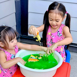 GREEN ECO SLIME PLAY