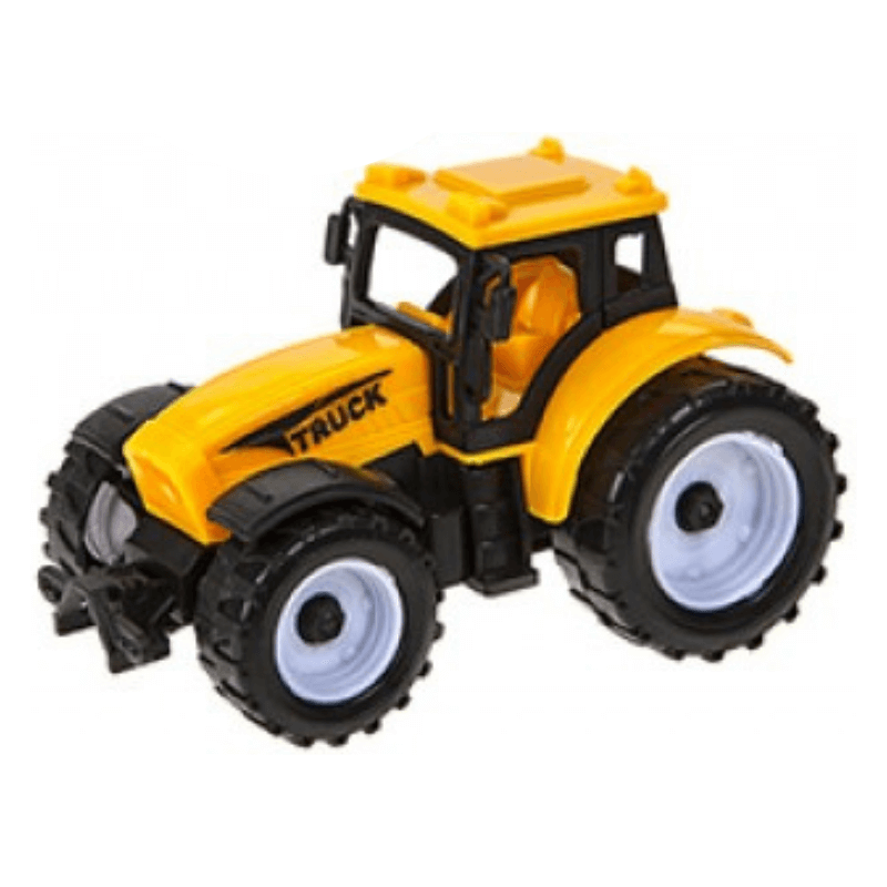 Farm Harvest Expert Toy Tractor