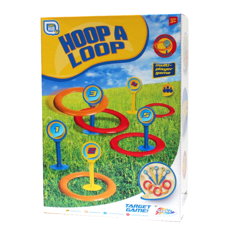 HOOP A LOOP - HOOP THROWING GAME | Cheap Toys | PoundToy