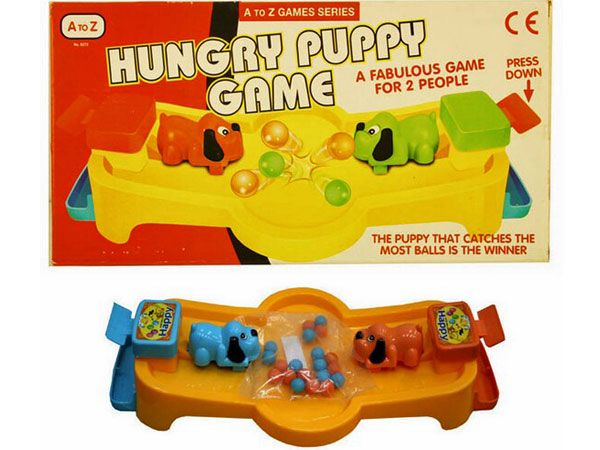 Hungry Puppy Game