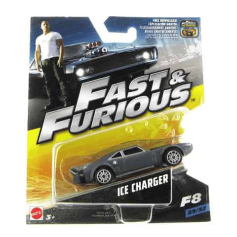 FAST & FURIOUS ICE CHARGER VEHICLE | Cheap Toys | PoundToy