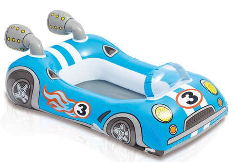 INFLATABLE SIT-IN KIDS POOL CAR | Cheap Toys | PoundToy