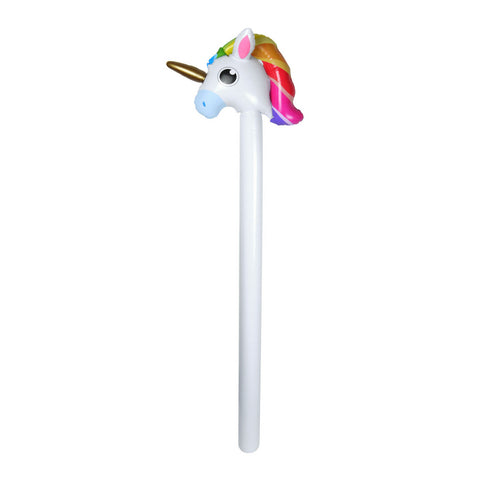 INFLATABLE UNICORN STICK | Cheap Toys | PoundToy