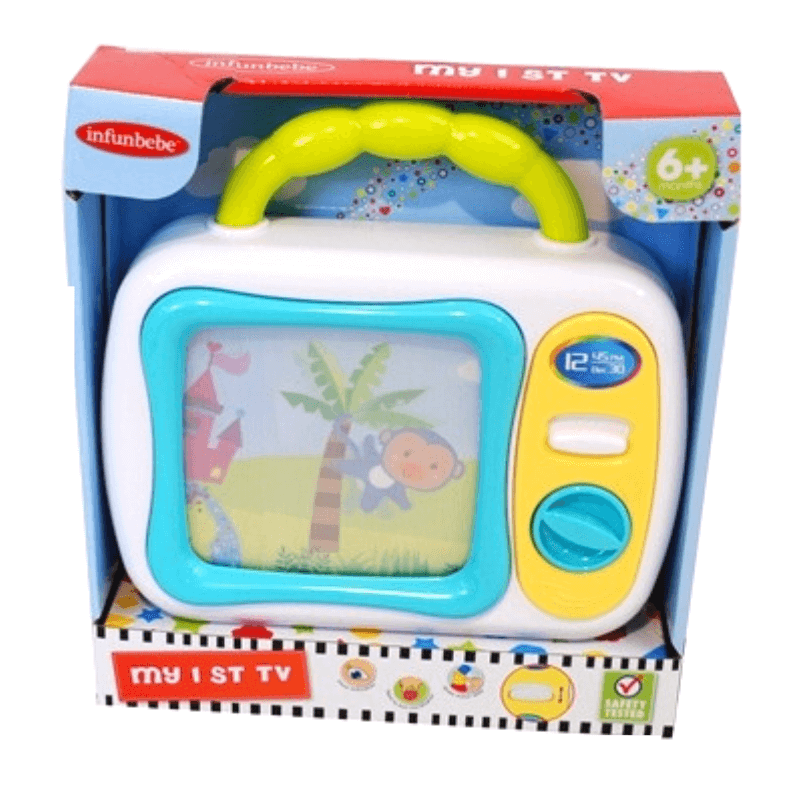 MY FIRST TV BY INFUNBEBE™ | Cheap Toys | PoundToy