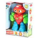 MINI ROBOT FIGURE BY INFUNBEBE™ | Cheap Toys | PoundToy