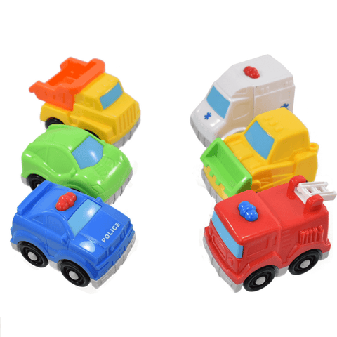 MINI TOY CARS & VEHICLES BY INFUNBEBE™