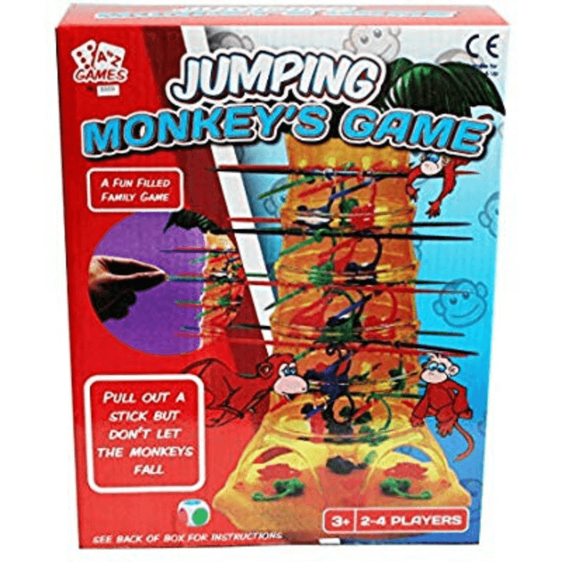 TUMBLING MONKEYS GAME | Cheap Toys | PoundToy