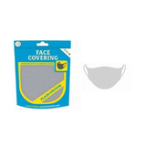 Junior Face Protector Mask - Grey