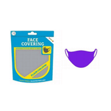Junior Face Protector Mask - Purple