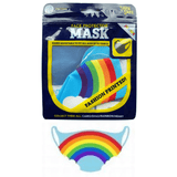 Junior Face Protector Mask - Rainbow