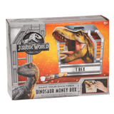 Jurassic World Paint Your Own T. Rex Money Box in packaging