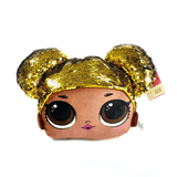 LOL Surprise! Sequin Soft Toy- Golden Queen Bee