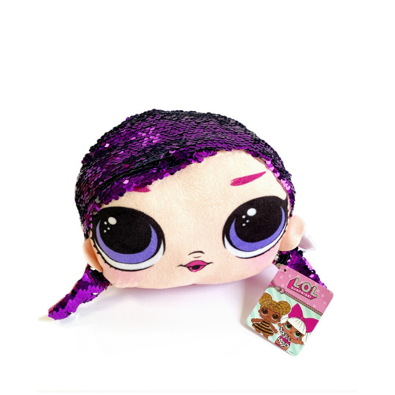 LOL Surprise! Sequin Soft Toy - Super B.B