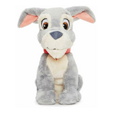 Lady and the tramp 10 inch plush Tramp