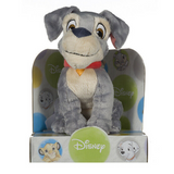 Lady and the tramp 10 inch plush Tramp box