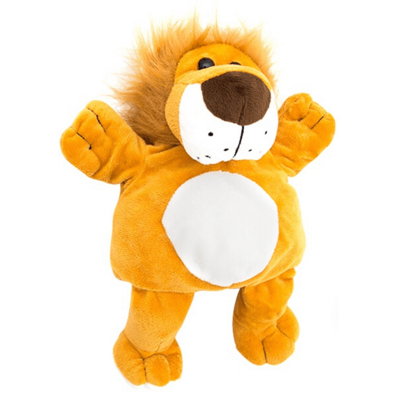 LION HAND PUPPET | Cheap Toys | PoundToy
