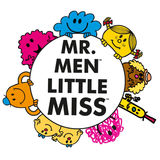 Mr. Men Little Miss Logo