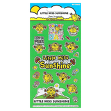 LITTLE MISS SUNSHINE STICKERS | Cheap Toys | PoundToy