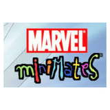 Marvel Mini Mates Iron Skull & Doctor Spectrum
