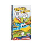 Magnetic Travel Snakes & Ladders Game