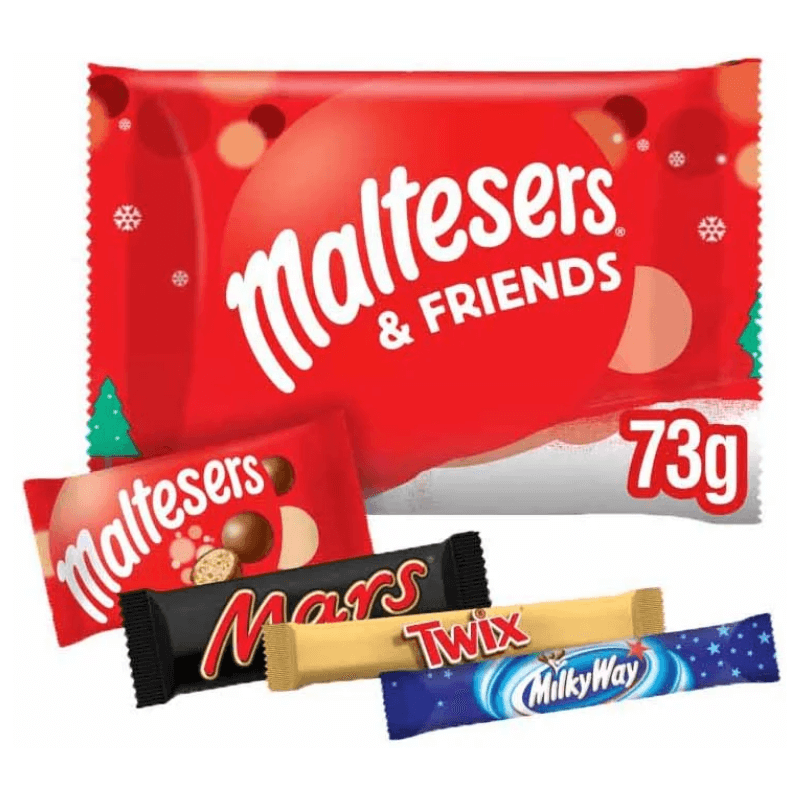 Maltesers & Friends Christmas Selection Box