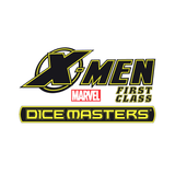 Marvel X-Men First Class Dice Masters Logo