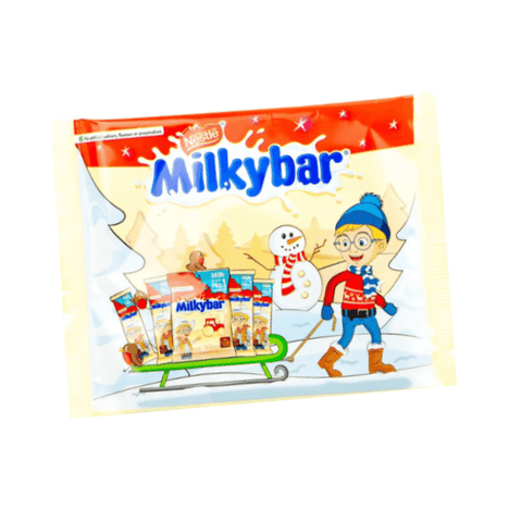 Milkybar Mini Christmas Selection Box
