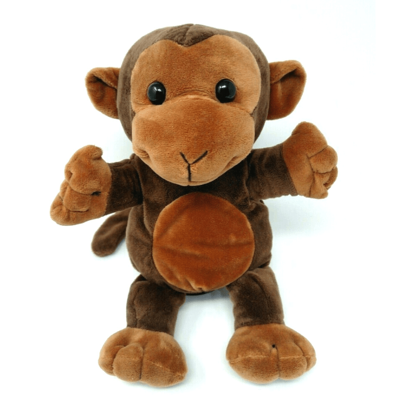 MONKEY HAND PUPPET | Cheap Toys | PoundToy