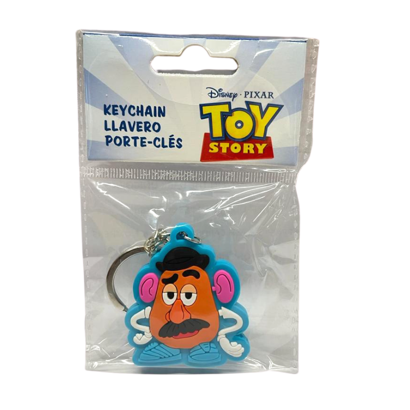 TOY STORY MR POTATO HEAD KEYRING