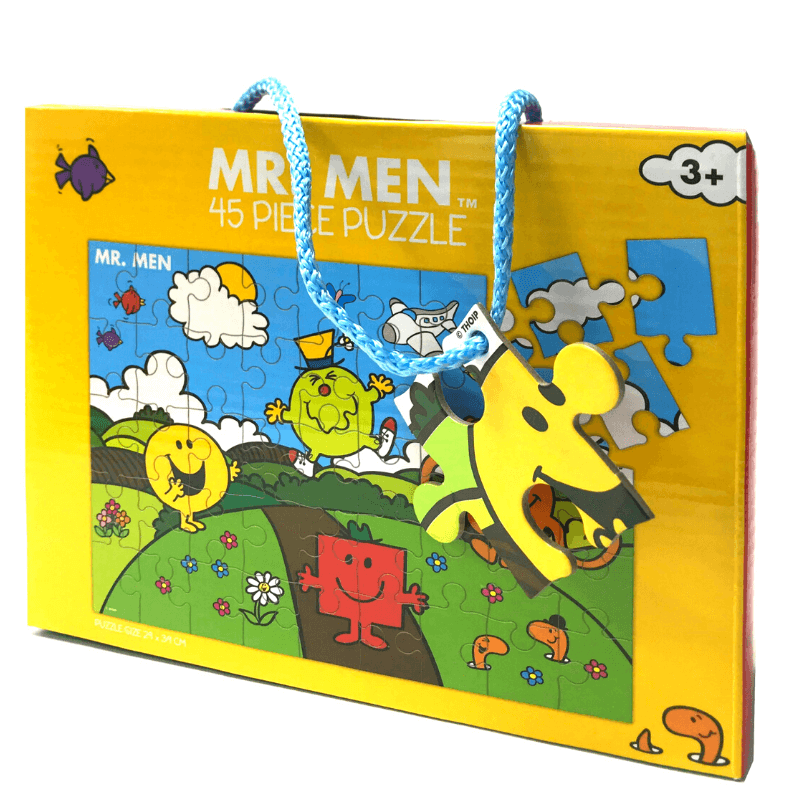 MR MEN GARDEN PUZZLE | Cheap Toys | PoundToy