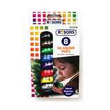 8 OIL COLOUR PAINTS | Cheap Toys | PoundToy