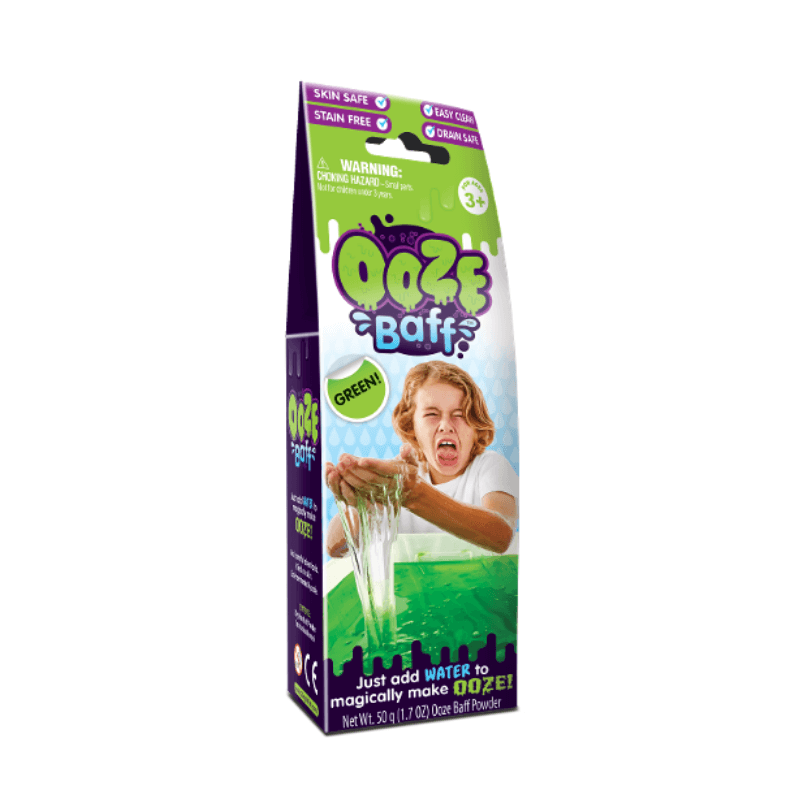 GREEN OOZE BAFF - MAKE YOUR OWN OOZE | Cheap Toys | PoundToy