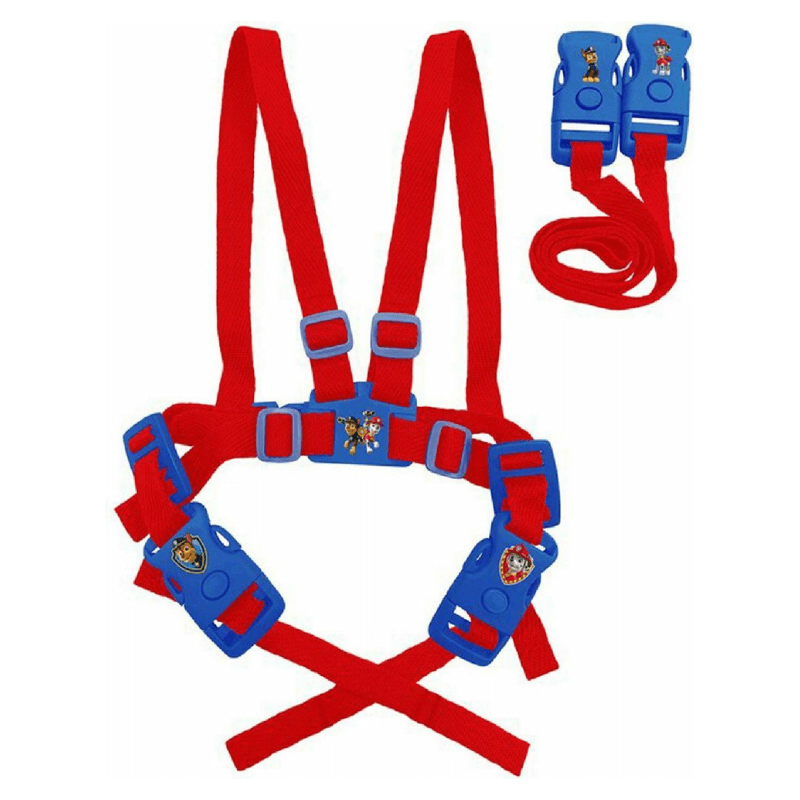 Paw Patrol Red Safety Travel Reins