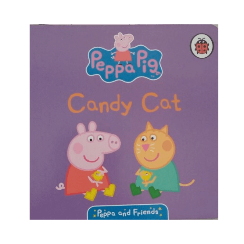 PEPPA PIG CANDY CAT STORY BOOK