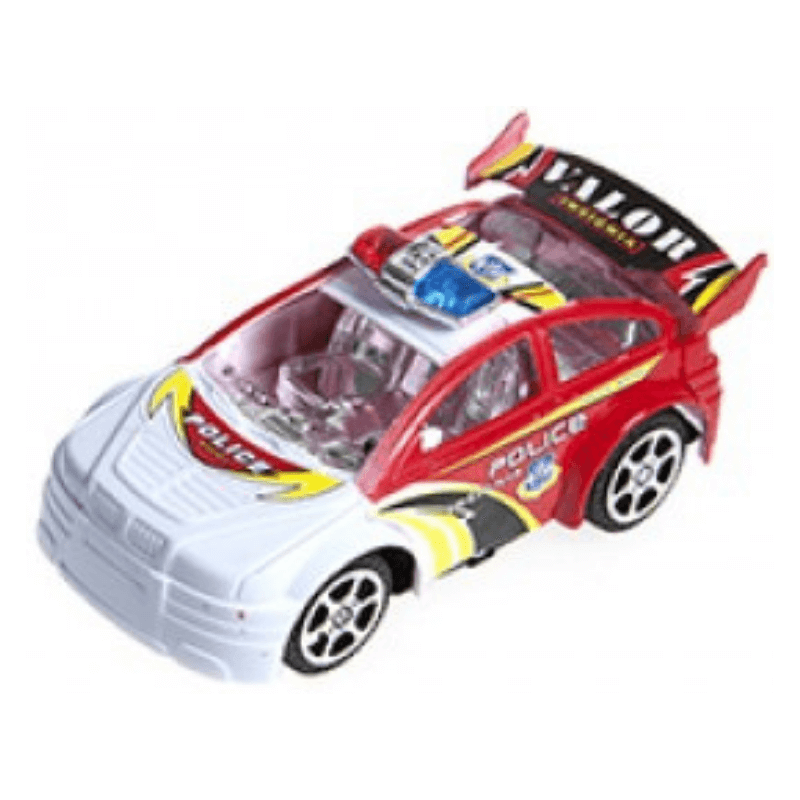 Police Super Power Toy Car