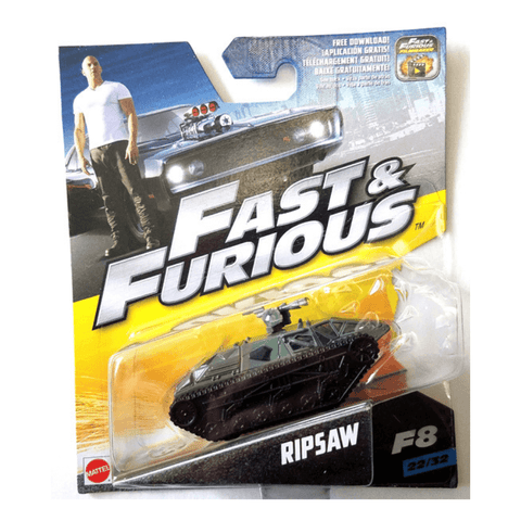 FAST & FURIOUS RIPSAW VEHICLE | Cheap Toys | PoundToy
