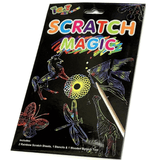 SCRATCH MAGIC ART | Cheap Toys | PoundToy